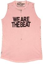 Freecity We Are The Beat Studded Sleeveless Tee
