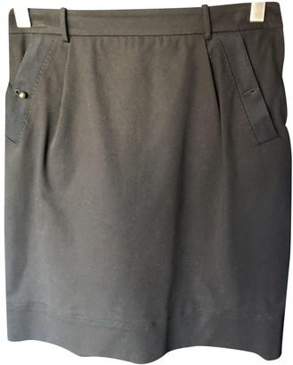 Loewe Black Skirt for Women Vintage
