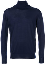 Eleventy roll neck sweatshirt - men - Silk/Merino - S