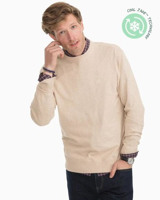 Southern Tide Pacific Crew Neck Pullover Sweater