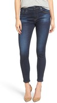 AG Jeans Women's The Farrah High Waist Ankle Skinny Jeans