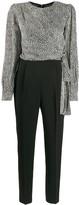 MICHAEL Michael Kors leopard-print jumpsuit