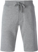 Woolrich basic fleece shorts