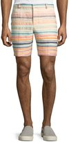 Trina Turk Lawrence Striped Shorts