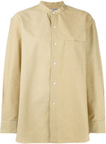 Cristaseya - Mao Shirt II - women - Cotton - XS
