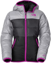 The North Face Moondoggy Down Jacket - Reversible, 550 Fill Power (For Little and Big Girls)
