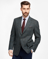 Brooks Brothers Own Make Herringbone Sport Coat