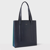 Paul Smith Women's Navy 'Concertina' Tote Bag