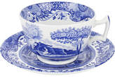 Spode Blue Italian Breakfast Cup