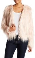Raga Faux Mink Fur Coat