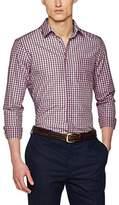 Esprit Men's 126eo2f042 Formal Shirt,(Manufacturer Size 37-38)