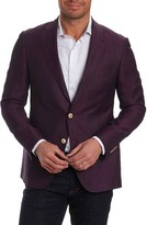 Robert Graham Men's On The Road Linen & Wool Jacket