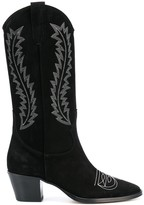 Paris Texas embroidered cowboy boots