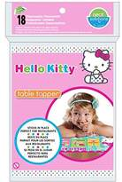 Hello Kitty Neat Solutions Table Topper 18 ct