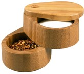 Totally Bamboo Double Salt Box