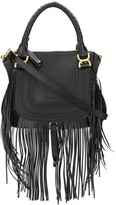 Chloé fringed tote bag