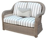 Ophelia Britt Loveseat with Cushion & Co. Color: Sand