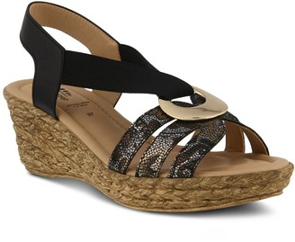 Spring Step Misi Women's Wedge Sandals