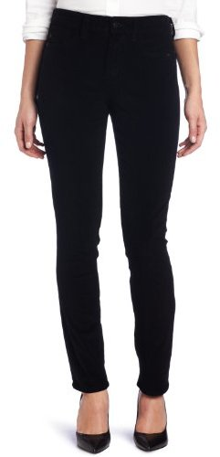 NYDJ Women's Petite Jade Janice Coruroy Denim Legging Jean