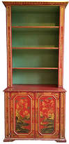 One Kings Lane Vintage 19th-C. English Chinoiserie Cabinet