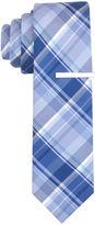 Perry Ellis Hamel Plaid Silk Tie