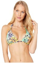 Vilebrequin Jungle Fleche Bikini Top (Night Blue) Women's Swimwear