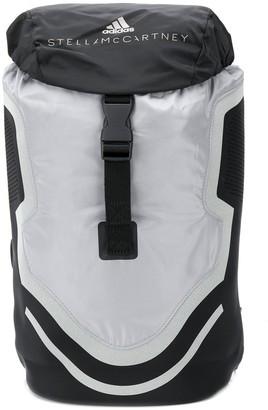 adidas by Stella McCartney Logo Printed Backpack