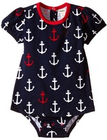 Hatley Nautical Anchors One-Piece Dress (Infant)