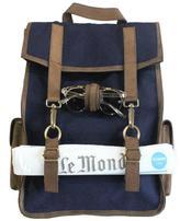 tu-anh boutique Survey Evolution Denim Bag