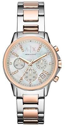 Armani Exchange Women's AX4331 Two Tone Watch