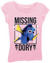 Freeze Light Pink Finding Dory 'Missing Dory' Tee - Girls