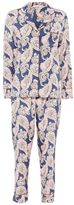 Stella McCartney poppy snoozing pajamas