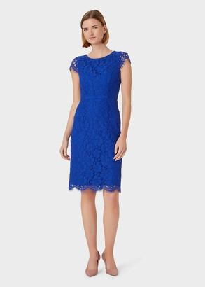 Hobbs Elora Lace Shift Dress