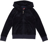 Juicy Couture Scottie velour hoody 4-14 years