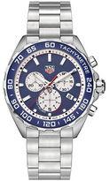Tag Heuer Sandblasted Stainless Steel Bracelet Watch, CAZ1018BA0842