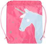 Joules Girls Glow In The Dark Drawstring Bag