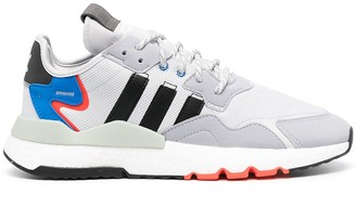 adidas Mesh Panelled Sneakers