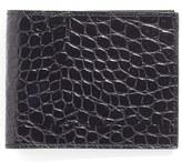 Men's Martin Dingman Leather Wallet - Black