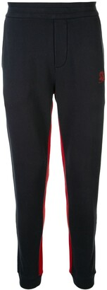 Kent & Curwen Contrast Trim Trackpants