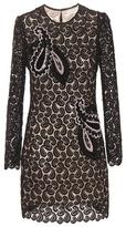 Mary Katrantzou Geri Embellished Lace Dress