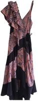 Loewe Pink Cotton Dress for Women