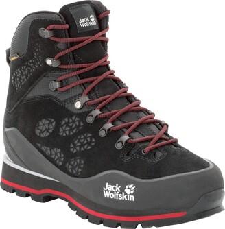Jack Wolfskin Men's Wilderness Peak Texapore Mid M High Rise Hiking Shoes