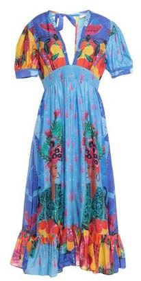 Carolina K. 3/4 length dress