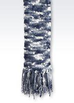 Armani Jeans Knit Scarf
