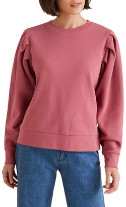 Seed Heritage Tuck Detail Blouson Sweater