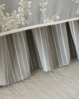 Sherry Kline Home Metropolitan Toile King Dust Skirt