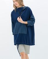 Zara Combination Fabric Dress