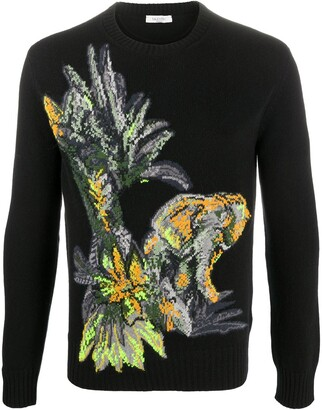 Valentino Abstract Jungle Jumper