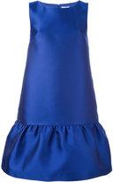 P.A.R.O.S.H. flared skirt dress