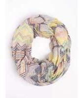 Dorothy Perkins Womens **Vero Moda Summer Scarf- Multi Colour